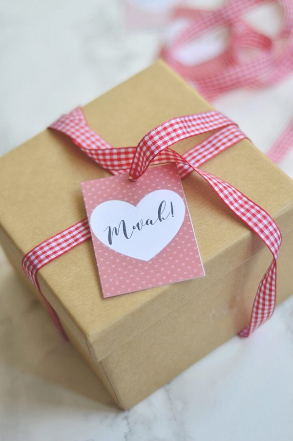 How to Make Free Valentines Day Gift Tags using Picmonkey 3